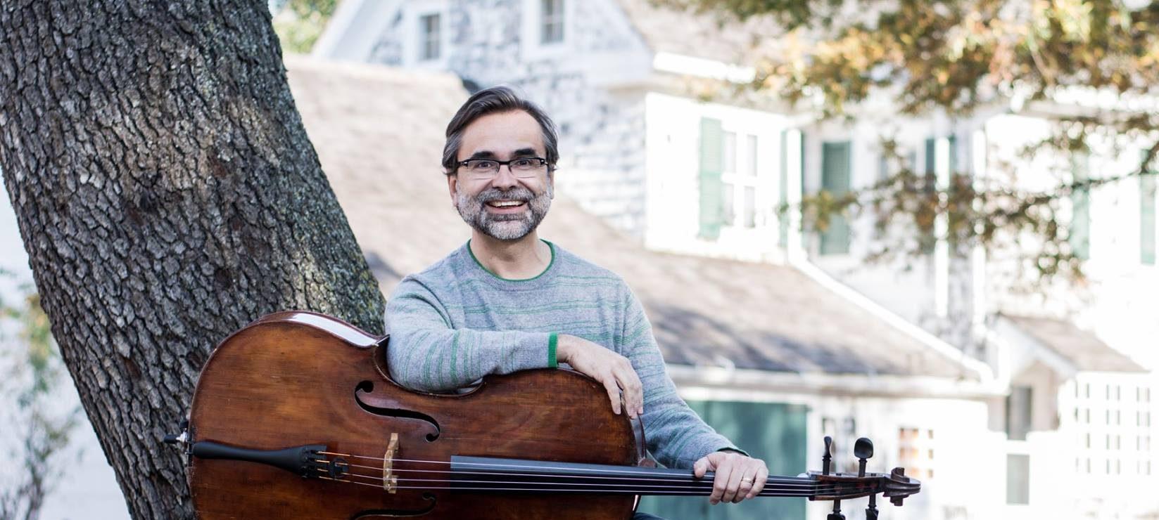 Ovidiu Marinescu - Cellist | Conductor | Composer | Educator